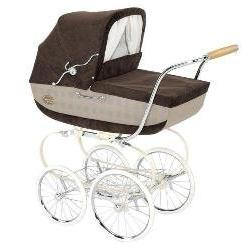 Inglesina Classica Bassinet with Diaper Bag for Classica Stroller Frame, Galles