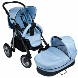 Walkabye Terrani - Infant to Toddler Package (Baby Blue)