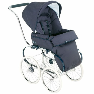 Inglesina Classica Stroller Seat with Hood for Classica Stroller Frame, Marina