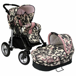 Walkabye Terrani - Infant to Toddler Package (Princess Pink)