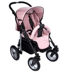 Walkabye Terrani - Toddler Seat Package (Pink Rose)
