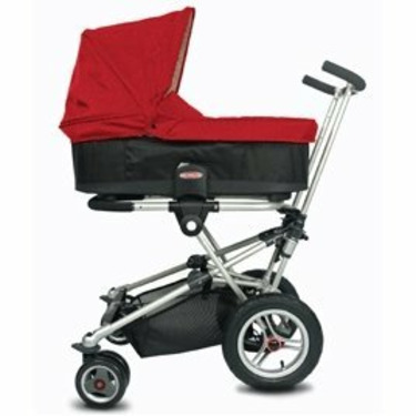 Euro-Baby Newborn System Red