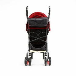 The First Years Ignite Stroller, Red Stripe