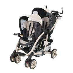 Graco Quattro Tour Duo Stroller, Platinum