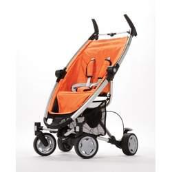 Quinny Zapp, 2009/2010, 4 Wheel, Stroller, Mandarin