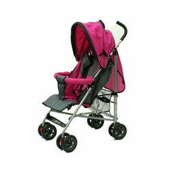 Dream On Me High Fashion Stroller with Ultra large Hood, Pink