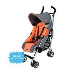 Maclaren Quest Sport (2010) - Charcoal/Orange