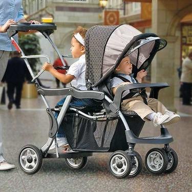 Sit 'n Stand Elite Stroller