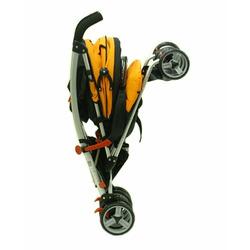 Dream On Me European Style Stroller, Orange