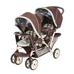 Graco DuoGlider LX Stroller, Brentwood