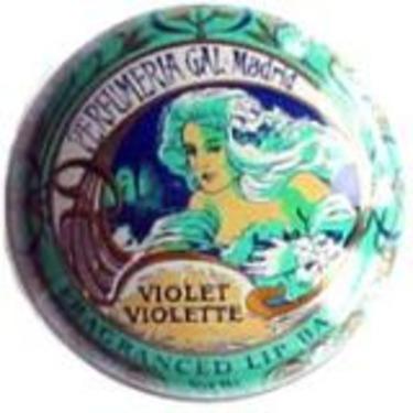 Perfumeria Gal Violet Lip Balm