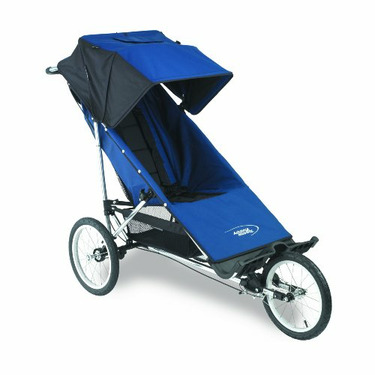 Advance Mobility Freedom Push Chair, Navy