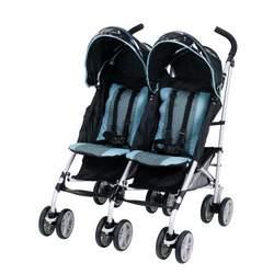 Graco Twin IPO Stroller, Navarro