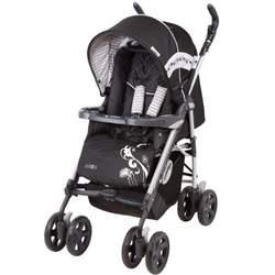 Mia Moda Libero Elite Stroller, Black