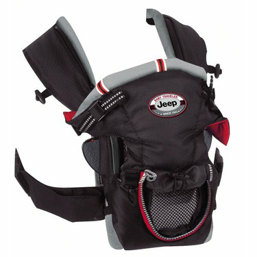 Jeep 3-In-1  Baby Carrier