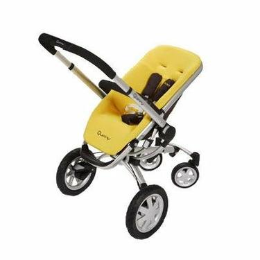 Quinny Buzz 4 Wheel Stroller