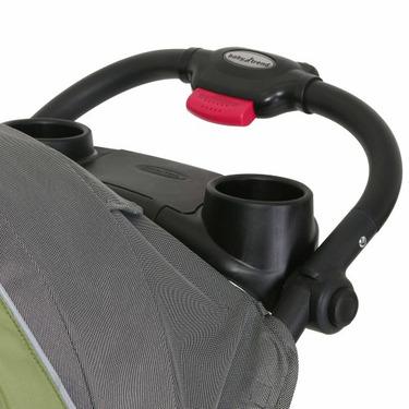 Baby Trend Columbia Stroller - Green/ Gray