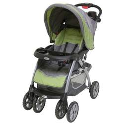 Baby Trend Columbia Stroller - Green/ Gray
