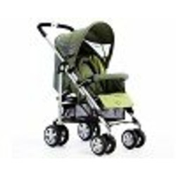 Zooper 20009 Bolero Everyday Stroller in Olive Waves