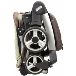 Mia Moda Cielo Evolution Stroller, Mint Java