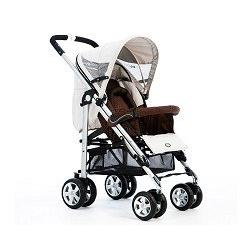 Zooper 2009 Bolero Stroller in Coconut Waves