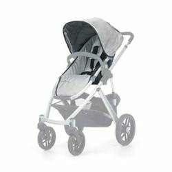 UPPAbaby 0048-MCA Mica VISTA Swapkit - Silver