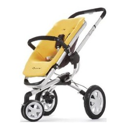 Quinny Buzz, 2008/2009, 3 Wheel, Stroller, Gold