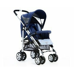 Zooper 2009 Bolero Everyday Stroller in Blueberry