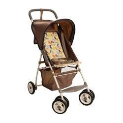 Deluxe Comfort Ride Stroller, Jungle Harmony