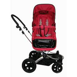 Englacha Easy Stroller, Red
