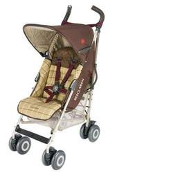 Maclaren Buggy Stroller in Albert Thurston