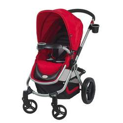 Kolcraft Contours Options 4 Wheeler in Ruby