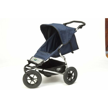 Mountain Buggy Urban Single Stroller - Navy