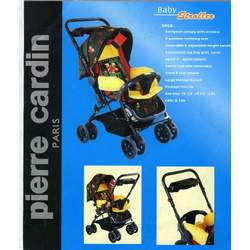 Pierre Cardin Paris Eurpoean Baby Stroller