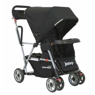 Joovy Caboose Ultralight Stroller, Black