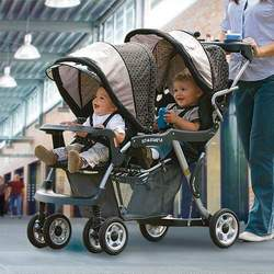 Sit 'n Stand Elite Double Stroller