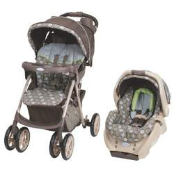 Graco Spree Travel System, Barcelona Bluegrass