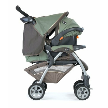 Chicco Cortina KeyFit 30 Travel System in Adventure