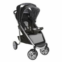 Safety 1st Aerolite Deluxe Stroller, Silver Leaf