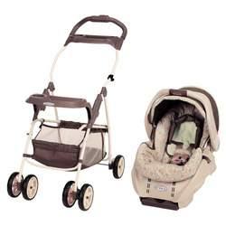 Graco Snugride Infant Carseat Plus Stroller Frame - Little Wonders