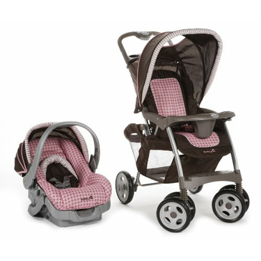 Safety 1st Jaunt Travel System, Marlowe Rode