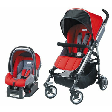 Peg Perego Si Travel System, Paprica