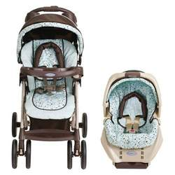 Graco Alano Travel System - Kinsey