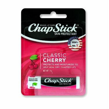 ChapStick Classic Cherry Lip Balm