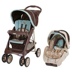 Graco Glider Travel System - Little Hoot
