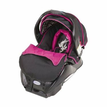Graco Snugride Infant Car Seat-Zoey