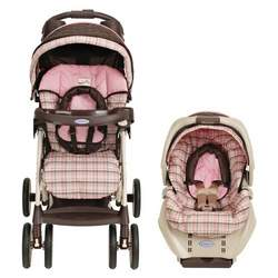 Graco Alano Travel System - Erin