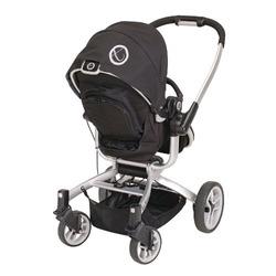 Teutonia T-Linx Stroller, Carbon Black