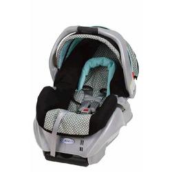 Graco Baby SnugRider Plus Stroller Frame & Infant Car Seat Snug Rider