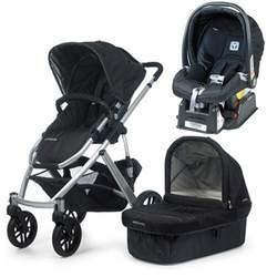 UPPAbaby VISTA Jake Travel system with peg perego Nero car seat